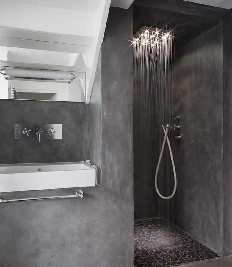 Bagni in microcemento bl floors - Microcemento bagno ...